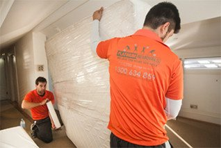 platinum removals removalist packing mattress
