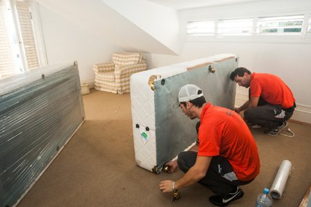 platinum removals removalist moving mattress