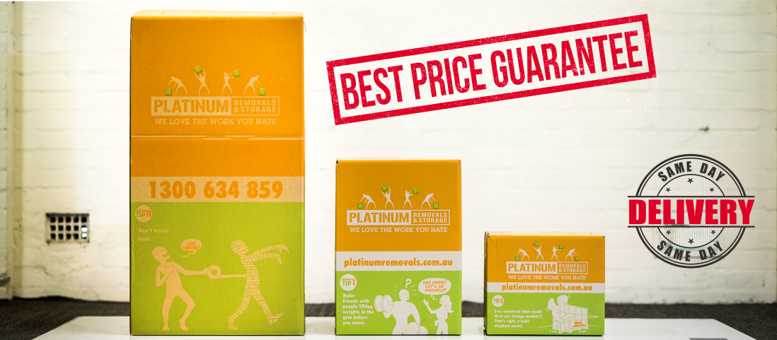 best price guaranteed on packing boxes