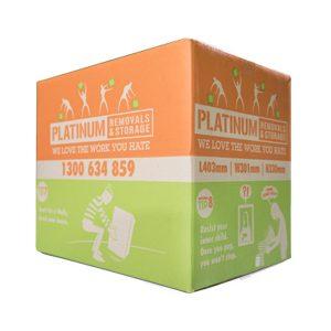 medium packing box heavy duty